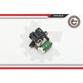 ESEN SKV съпротивление, вентилатор за вътрешно пространство 95SKV011 купете онлайн денонощно