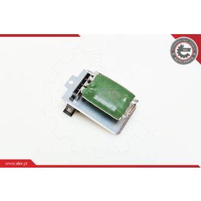 ESEN SKV Rezistor, ventilator habitaclu 95SKV013 cumpărați online 24/24