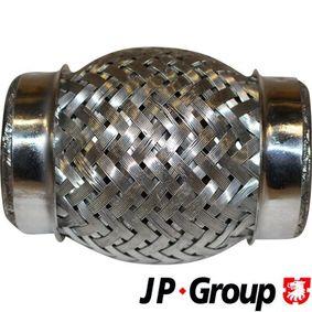 JP GROUP Przewód elastyczny, układ wydechowy 9924204500 kupować online całodobowo