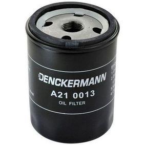 kupite DENCKERMANN Oljni filter A210013 kadarkoli