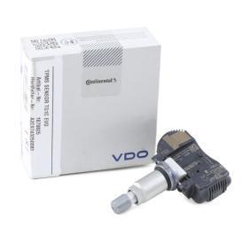 VDO Radsensor, Reifendruck-Kontrollsystem A2C9743250080 Günstig mit Garantie kaufen