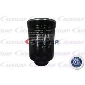 palivovy filtr A70-0301 ACKOJAP Zabezpečená platba – jenom nové autodíly