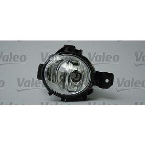 Projecteur antibrouillard 043682 VALEO Paiement sécurisé — seulement des pièces neuves