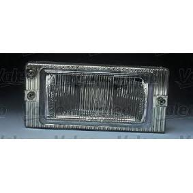 Projecteur antibrouillard 067553 à un rapport qualité-prix VALEO exceptionnel