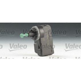 köp VALEO Inställning, strålkastarinriktning 087299 när du vill