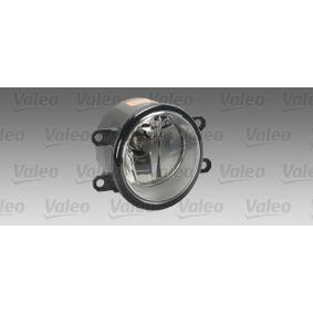 Projecteur antibrouillard 088969 VALEO Paiement sécurisé — seulement des pièces neuves