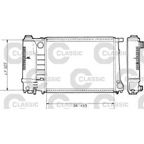 Radiateur, refroidissement du moteur 230365 à un rapport qualité-prix VALEO exceptionnel