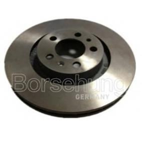 Brake Disc B11374 Borsehung Secure payment — only new parts