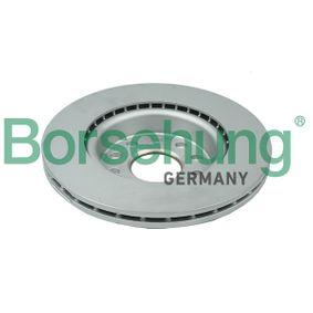 Bremsscheibe von Borsehung - Artikelnummer: B11376