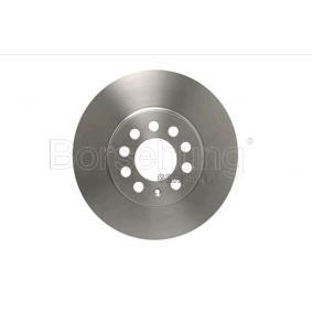 Brake Disc B11377 Borsehung Secure payment — only new parts