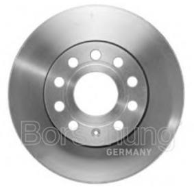Brake Disc B11378 Borsehung Secure payment — only new parts