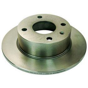 Disque de frein B130013 DENCKERMANN Paiement sécurisé — seulement des pièces neuves