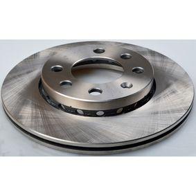 Disque de frein B130261 DENCKERMANN Paiement sécurisé — seulement des pièces neuves