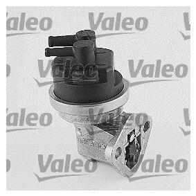 Pompa carburante 247136 con un ottimo rapporto VALEO qualità/prezzo