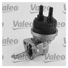 Pompa carburante VALEO 247147 comprare e sostituisci