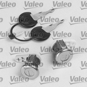 VALEO комплект заключващ цилиндър 252342 купете онлайн денонощно