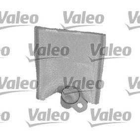 Filtro, Gruppo alimentazione carburante VALEO 347411 comprare e sostituisci