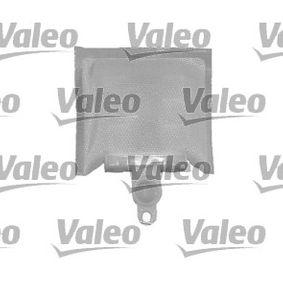 Filtro, Gruppo alimentazione carburante VALEO 347414 comprare e sostituisci