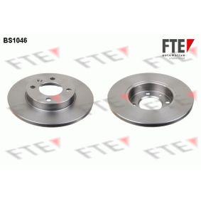 Disque de frein BS1046 FTE Paiement sécurisé — seulement des pièces neuves