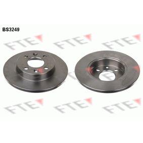 Disco de travão BS3249 FTE Pagamento seguro — apenas peças novas