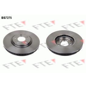 Bremsscheibe von FTE - Artikelnummer: BS7275