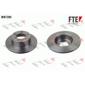 Bremsscheibe von FTE - Artikelnummer: BS7285