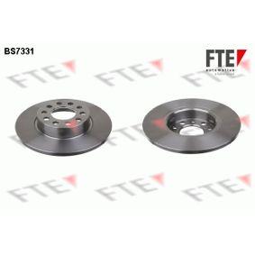 Bremsscheibe von FTE - Artikelnummer: BS7331