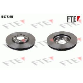 Bremsscheibe von FTE - Artikelnummer: BS7333B