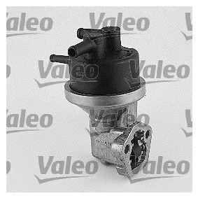 Pompa carburante 474659 con un ottimo rapporto VALEO qualità/prezzo