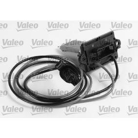 Αγοράστε VALEO Στοιχείο ελέγχου, σύστημα κλιματισμού 509638 οποιαδήποτε στιγμή