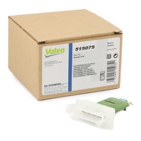 Αγοράστε VALEO Στοιχείο ελέγχου, σύστημα κλιματισμού 515075 οποιαδήποτε στιγμή