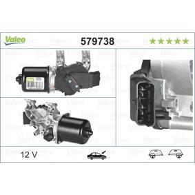 579738 Wischermotor VALEO Erfahrung