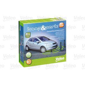 Razširitveni paket za pomoč pri parkiranju s prepoznavanjem odbijača 632003 po znižani ceni - kupi zdaj!