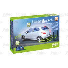 Razširitveni paket za pomoč pri parkiranju s prepoznavanjem odbijača 632004 po znižani ceni - kupi zdaj!