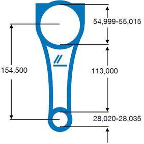 IPSA Pleuel CO003100 rund um die Uhr online kaufen