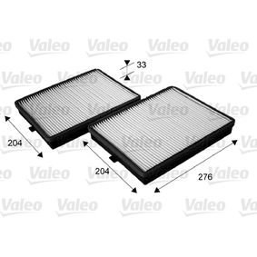 Filter, interior air 715685 at a discount — buy now!