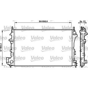 Radiatore, Raffreddamento motore VALEO 732879 comprare e sostituisci