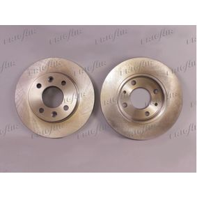 Brake Disc DC09.107 FRIGAIR Secure payment — only new parts