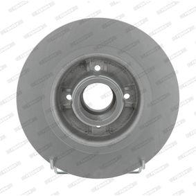 Bremsscheibe von FERODO - Artikelnummer: DDF1381C-1