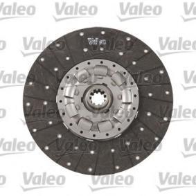 Kupplungsscheibe VALEO 806018 kaufen
