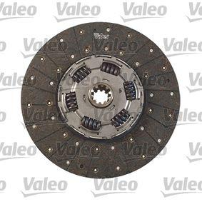 Achat de Disque d'embrayage VALEO 829014