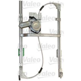 Order 850950 VALEO Window Regulator now