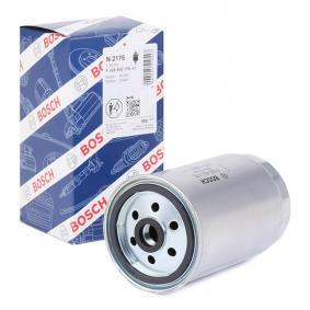 Kupte a vyměňte palivovy filtr BOSCH F 026 402 176