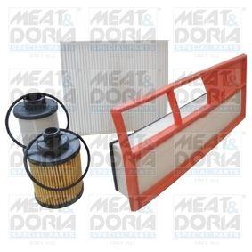 acheter MEAT & DORIA Kit de filtres FKFIA010 à tout moment