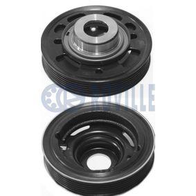 Braccio oscillante, Sospensione ruota 935318 con un ottimo rapporto RUVILLE qualità/prezzo
