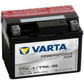 VARTA Batteria avviamento 503014003A514 acquista online 24/7