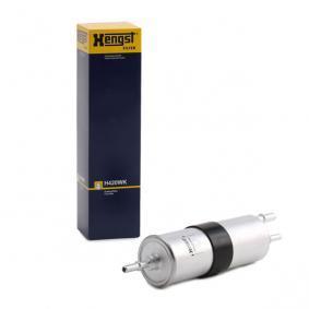palivovy filtr H420WK s vynikajícím poměrem mezi cenou a HENGST FILTER kvalitou