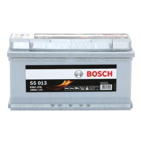 BOSCH Starterbatterie 0 092 S50 130 24h / 7 Tage die Woche günstig online shoppen