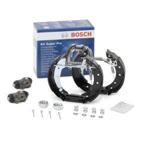acheter BOSCH Kit de freins, freins à tambours 0 204 114 554 à tout moment