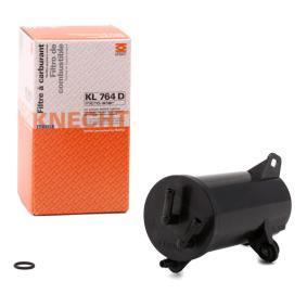 Kupte a vyměňte palivovy filtr MAHLE ORIGINAL KL 764D